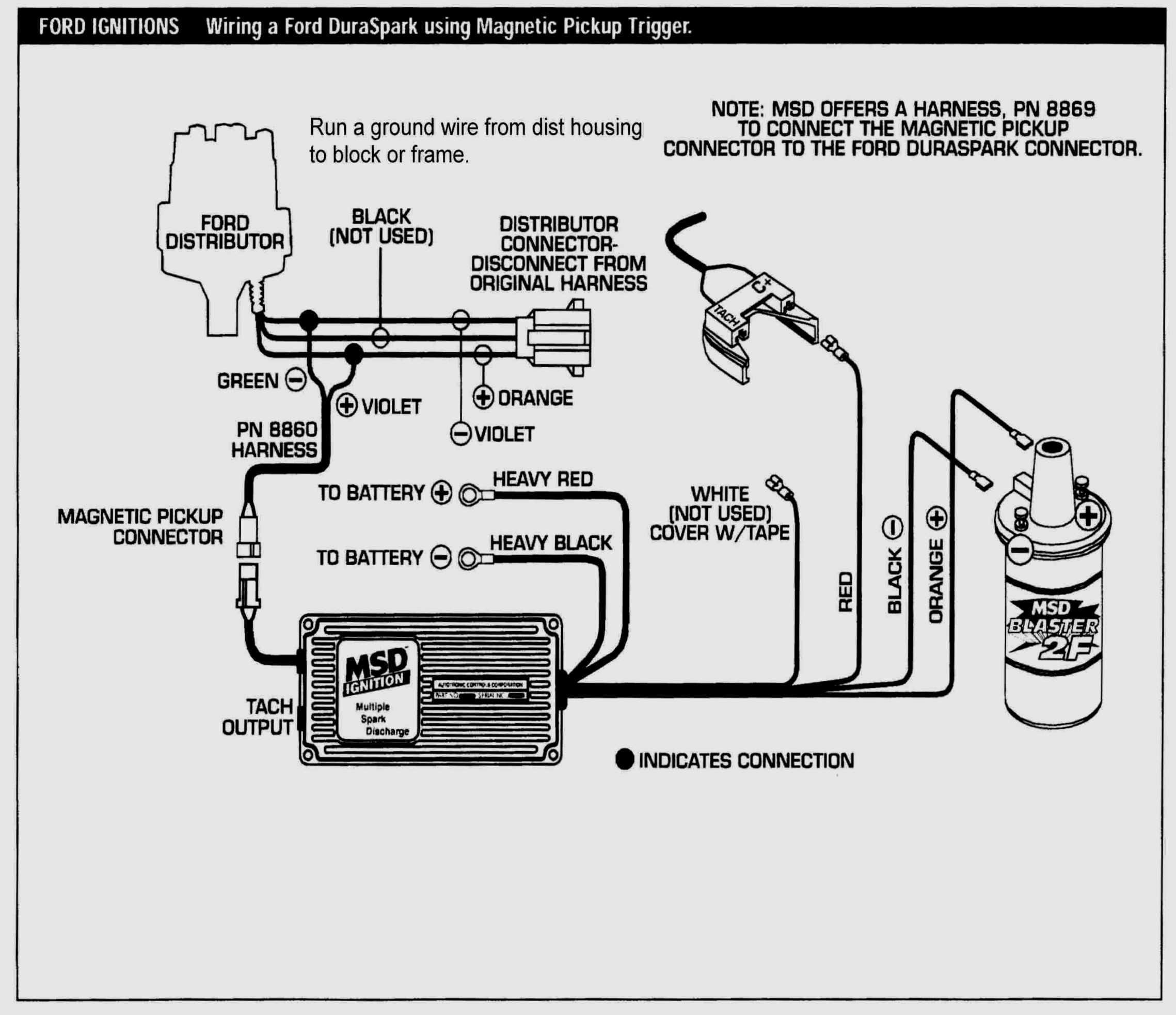 Diagram Ford Ignition Module Wiring Diagram Full
