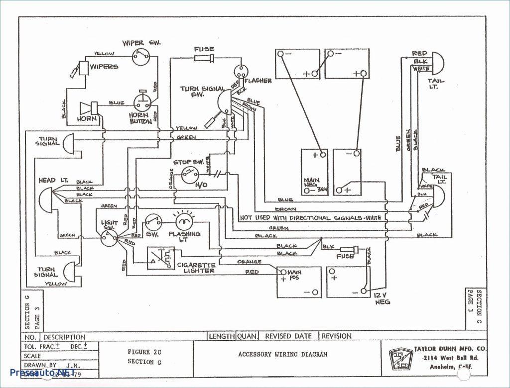 Ez Go Txt 36 Volt Wiring Diagram