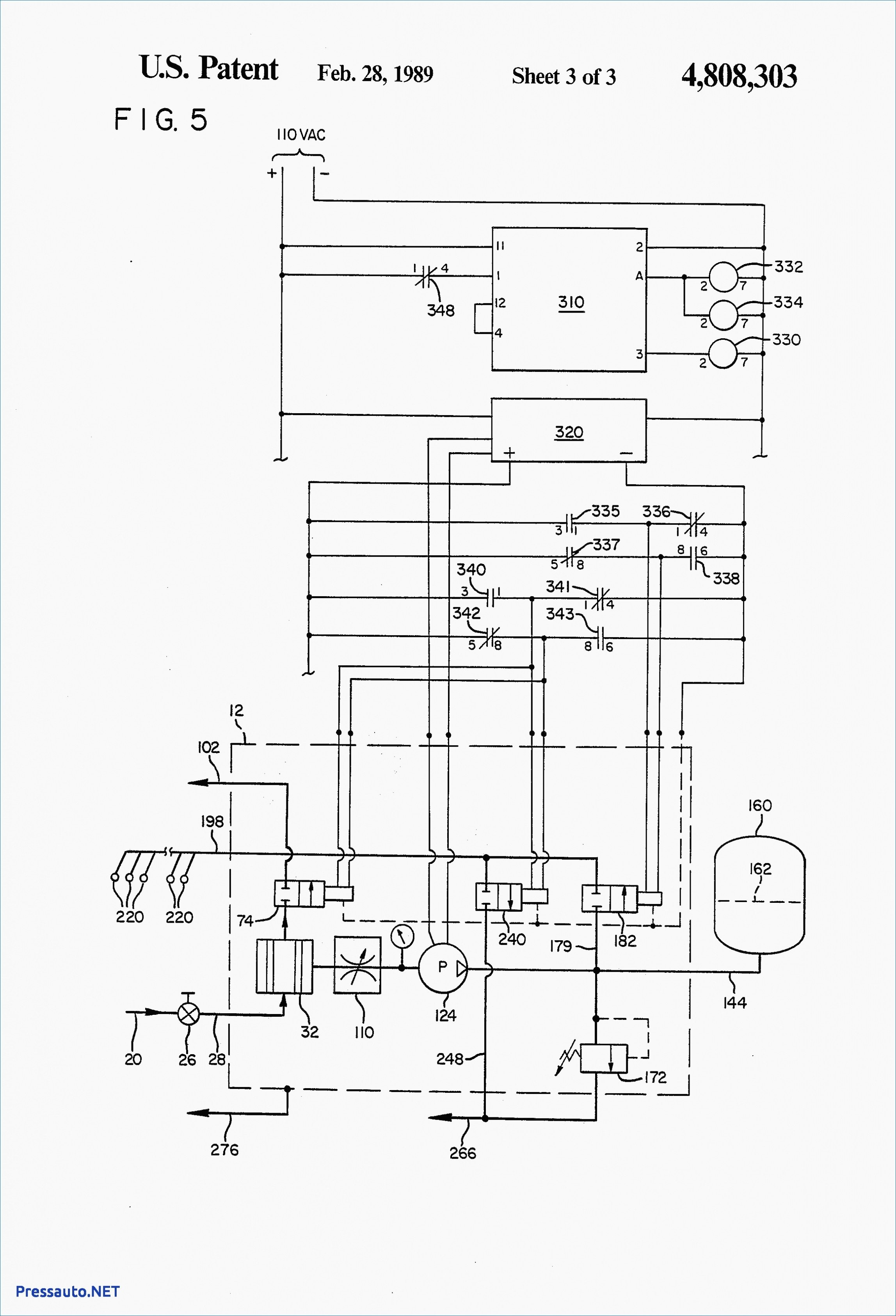 Diagram 3 Fase 39circuit Diagram With 230v Motor Full