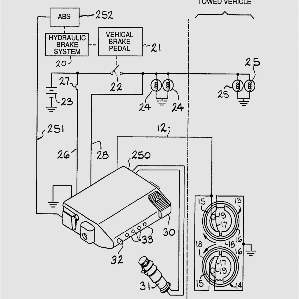 Hopkins Impulse Brake Controller Wiring Diagram
