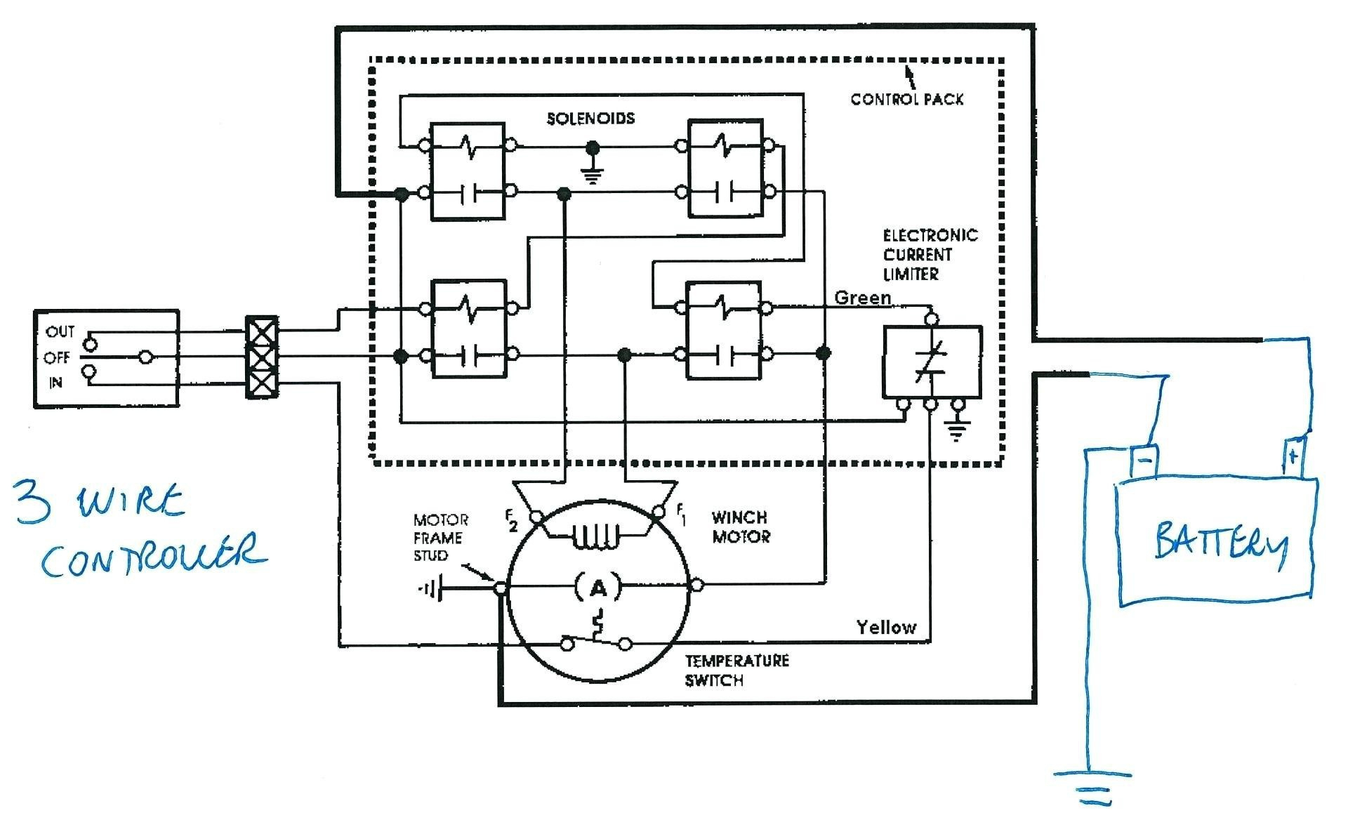 Square D Lighting Contactor Wiring Diagram