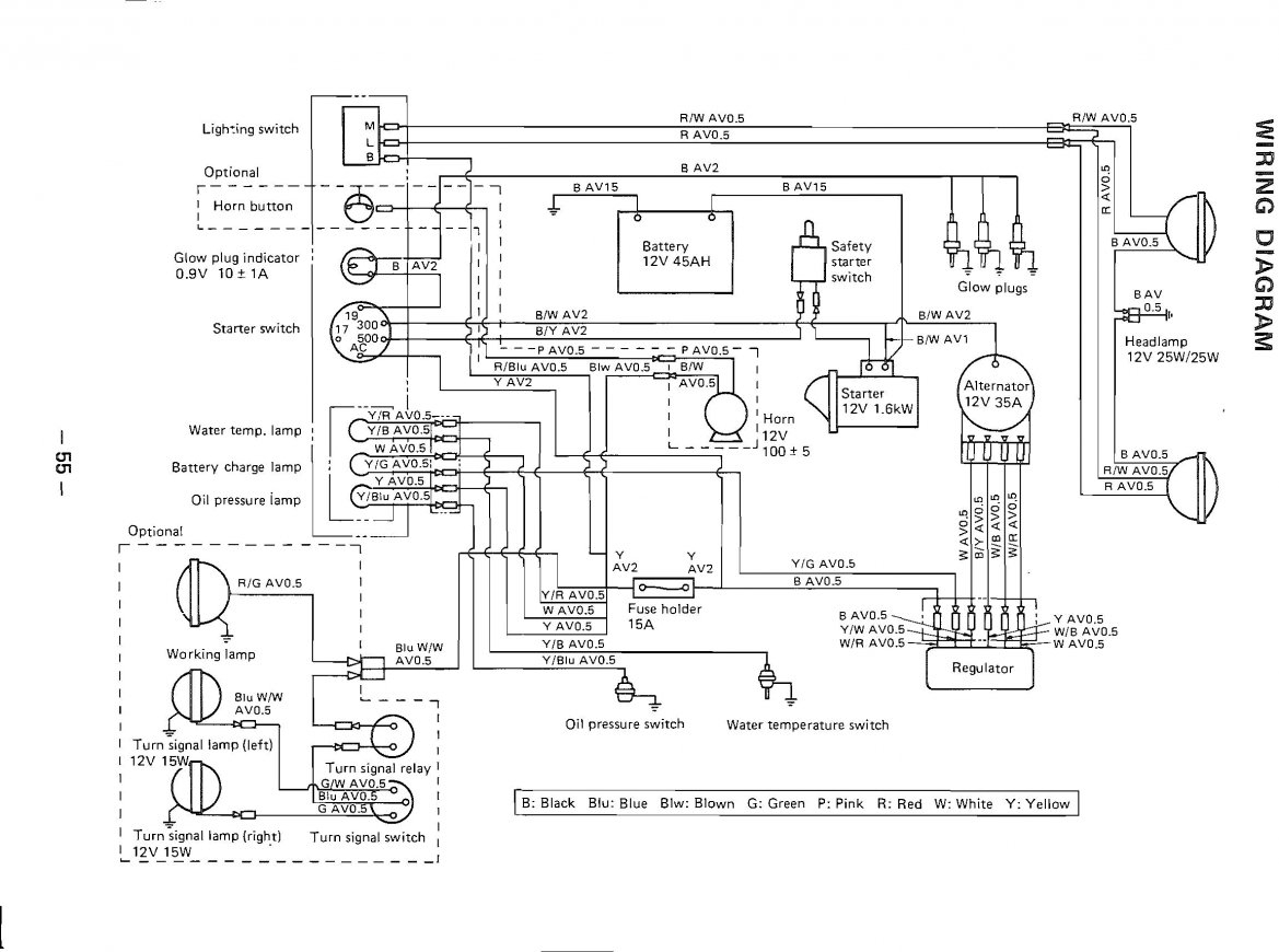 Wiring Diagram For To30 Ferguson Tractor