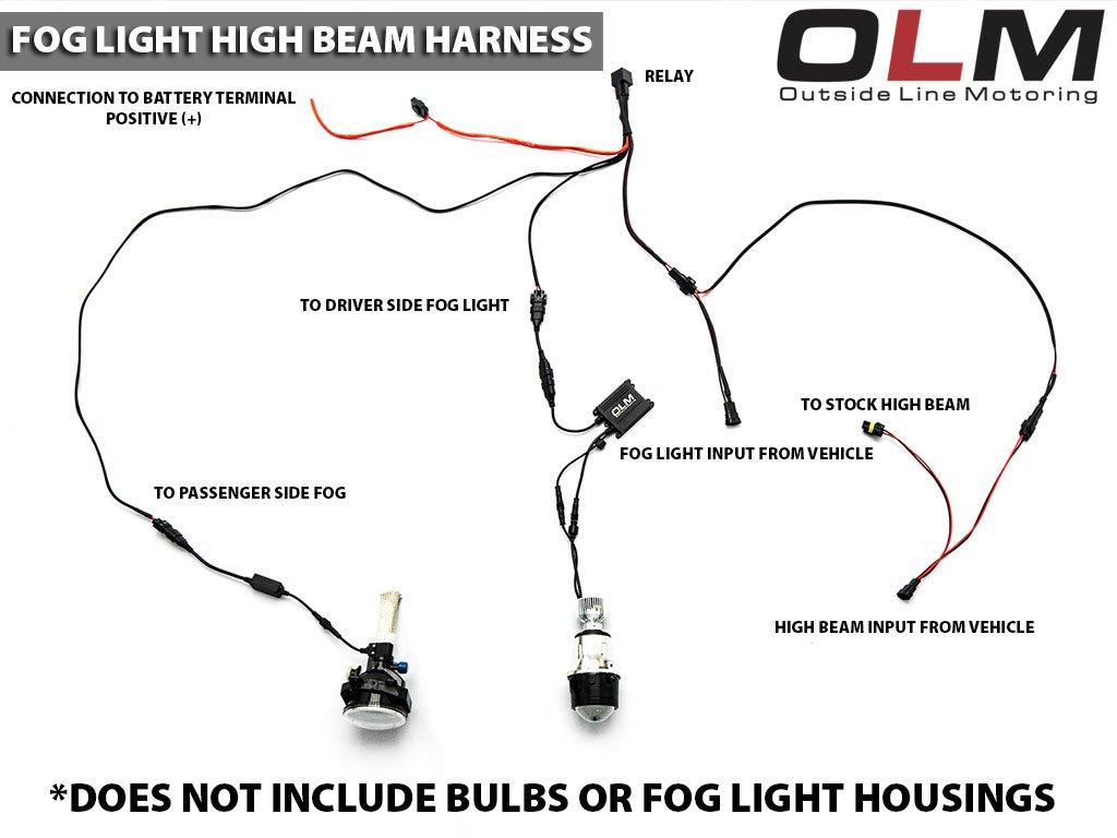 Diagram Silverado Fog Light Switch Wiring Diagram