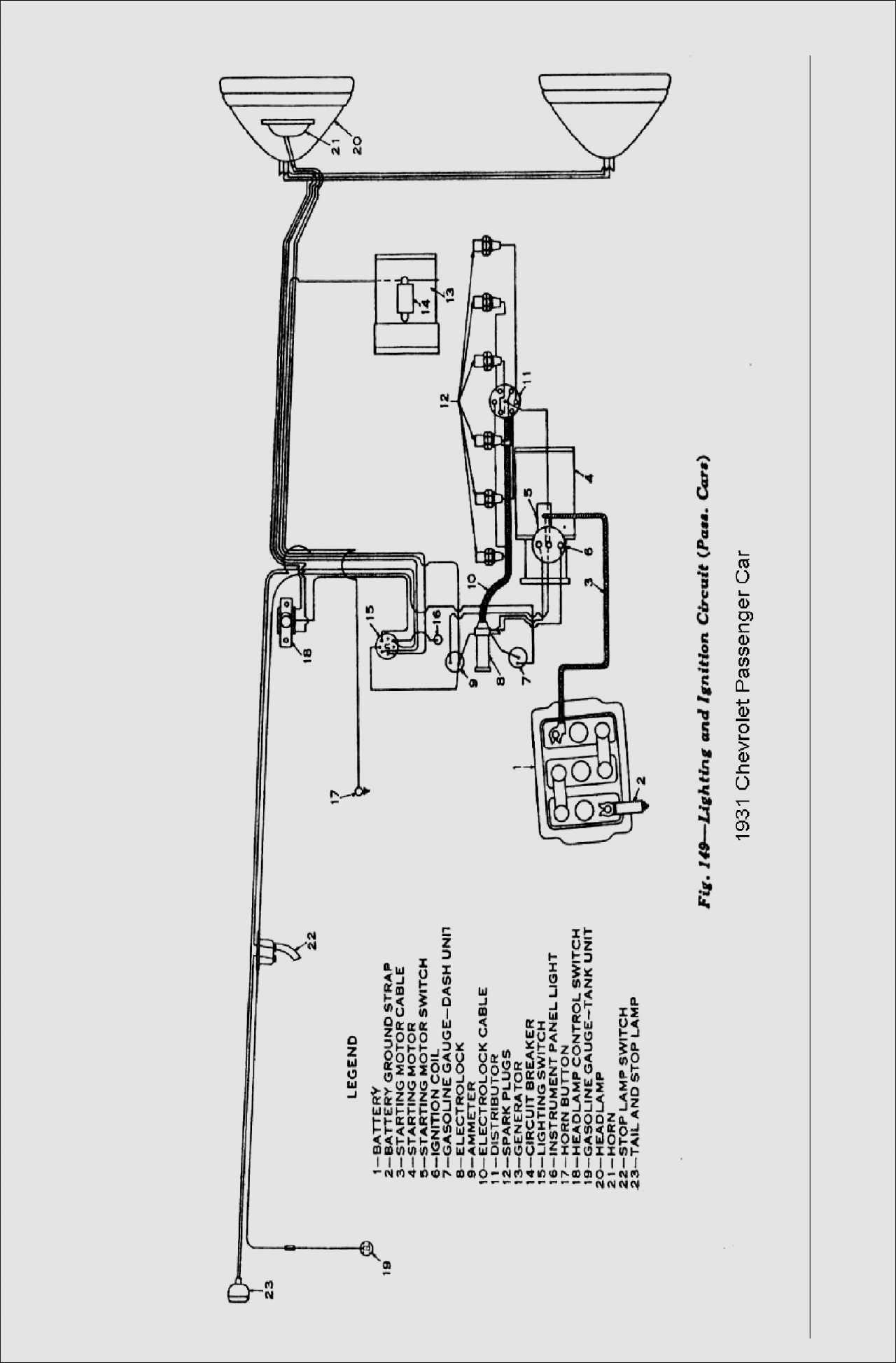 Train Horn Wiring Diagram