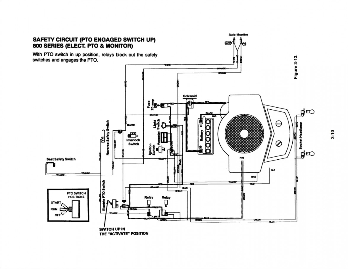 Briggs And Stratton Magneto Wiring Diagram