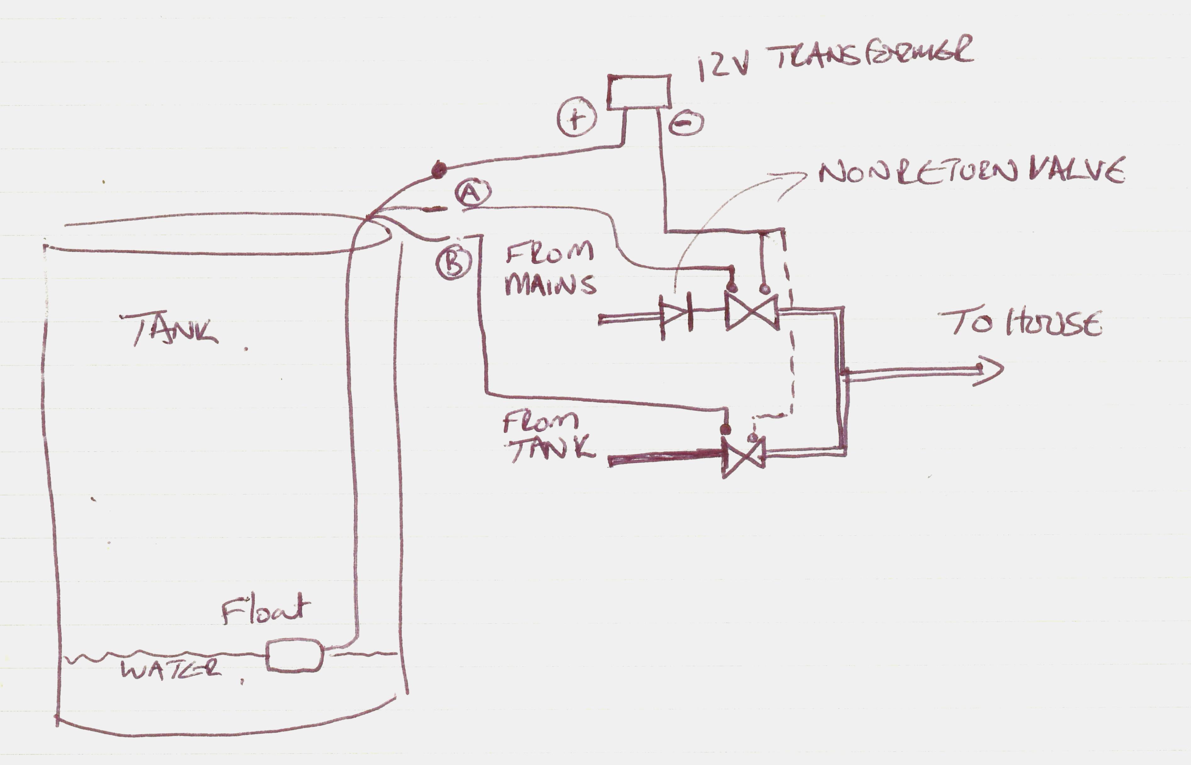 Bilge Pump Float Switch Wiring Diagram