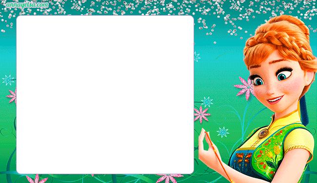 Frozen Anna Imagenes tarjetas
