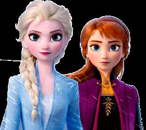 Frozen II elsa anna