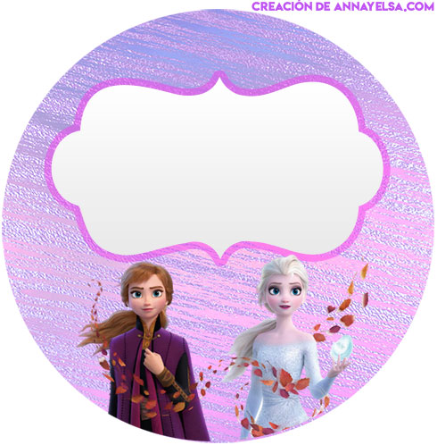 Stickers Frozen II