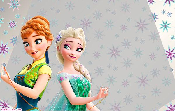 Elsa y Anna Frozen fever