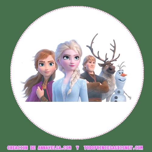Frozen 2 imagenes imprimibles