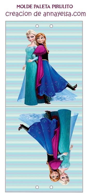 Frozen imprimibles cumpleanos