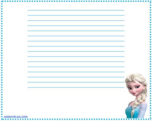 papeles de carta para imprimir