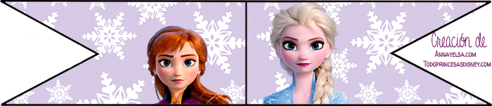 Decoracion Frozen 2 Anna