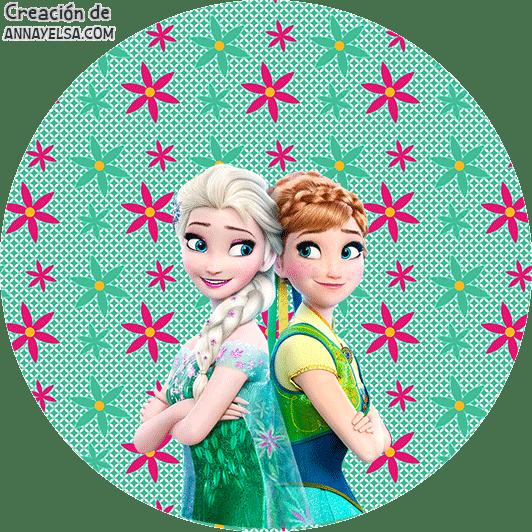 Frozen Cumpleanos