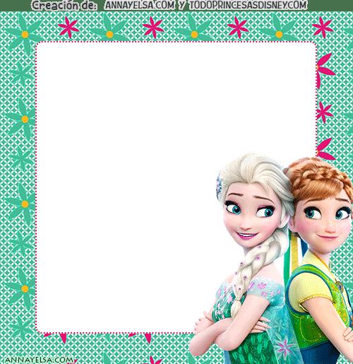 Stickers de Frozen para imprimir