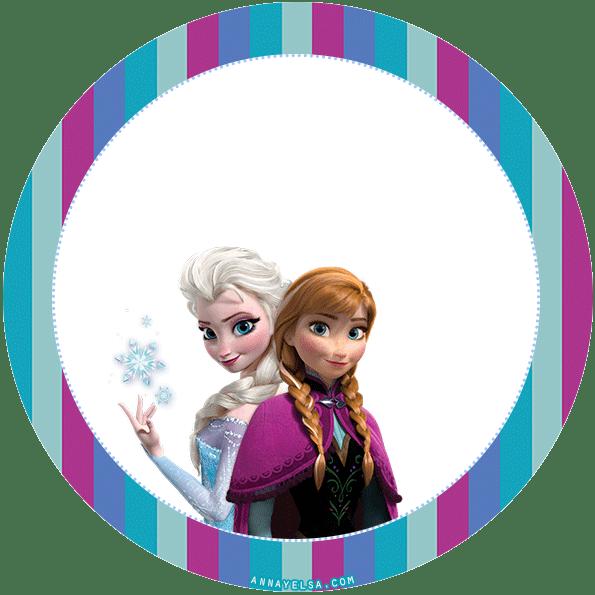 Frozen Kits para Imprimir gratis