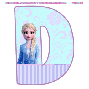 Frozen alphabet free download