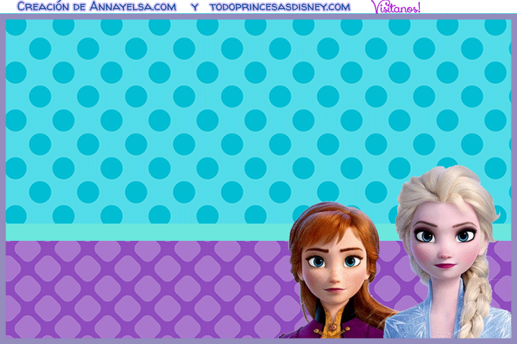 Stickers Frozen 2 etiquetas
