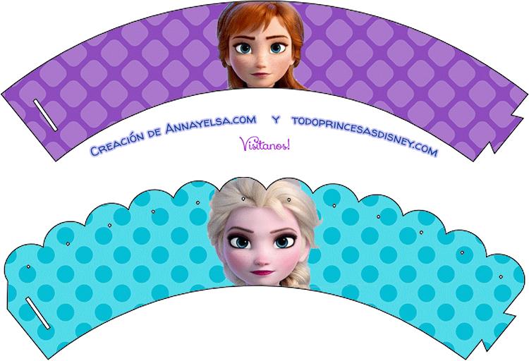Free printables Frozen 2