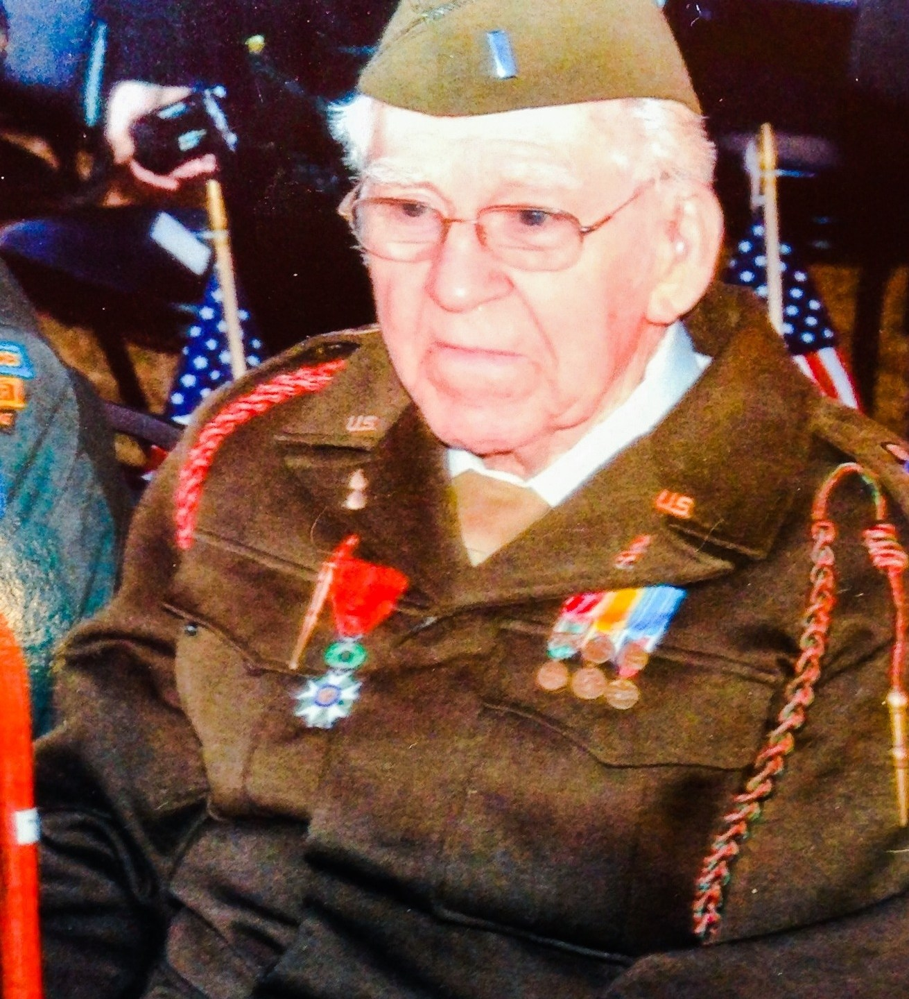 Edward Middleton A True Member of The Greatest Generation