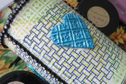 Upcycle with Ann Butler Designs from Clearsnap