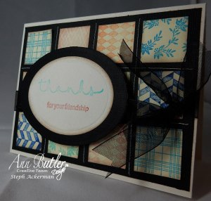 Patchwork Friendship Cards