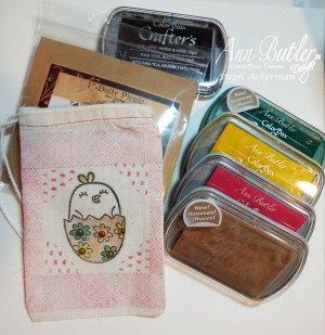 Easter Gift Bags Ann Butler Designs