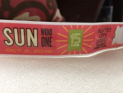 ACl wristband