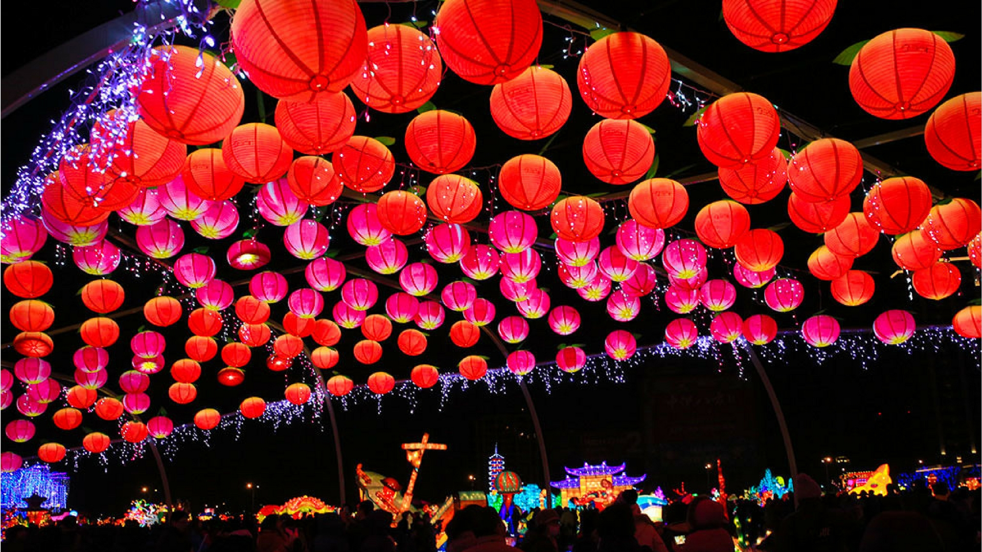 The 2018 Taiwan Lantern Festival Ann Cavitt Fisher