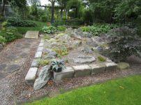 Stenpartiet har också fått fler växter
