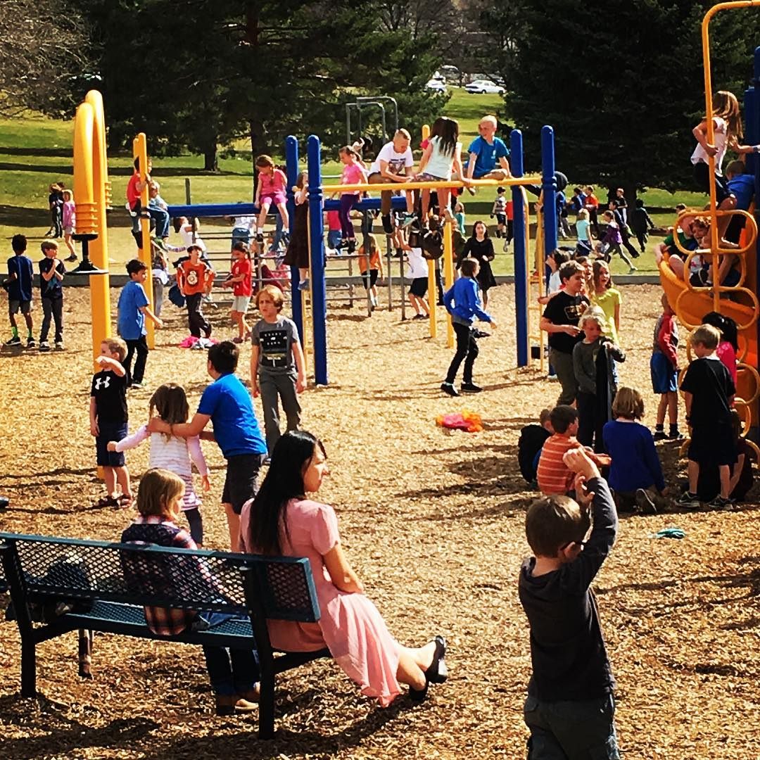 Kids! Day 7: Recess and/or parks