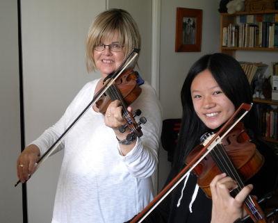 Ann Dunn Violin. How I teach