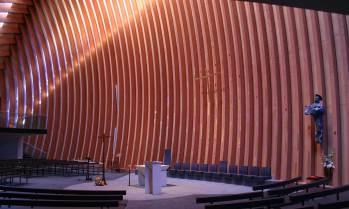 Cathédrale de Créteil 94 Architecture Studio