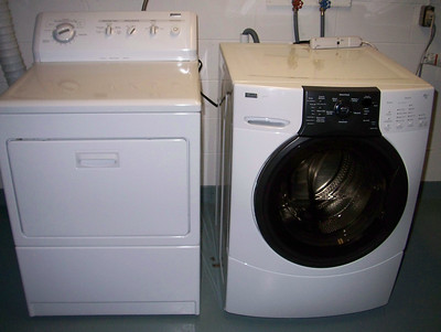 bah-boom.  The best washer and dryer. Ever.