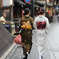 The Afternoon Stroll...Gion, Kyoto