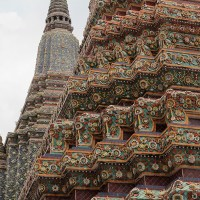 Impressions at Wat Pho Temple, part 2...Bangkok, Thailand