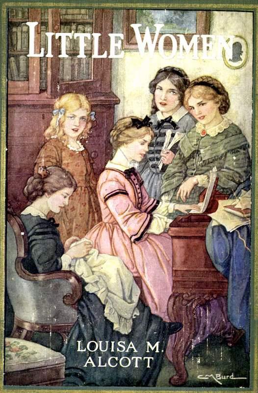reading little women anne boyd rioux