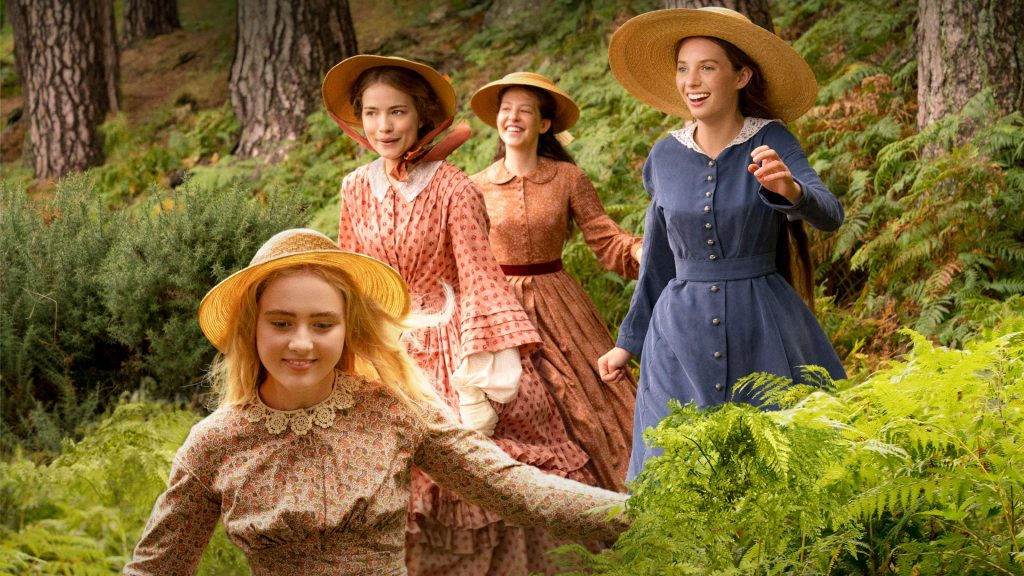 Welcoming Another Little Women Adaptation Anne Boyd Rioux
