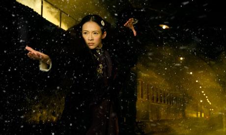 The Grandmaster Zhang Ziyi