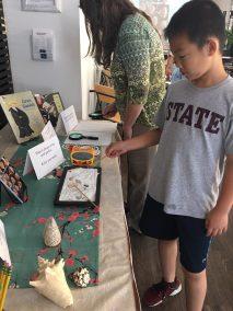 book signing 9_19 - 5 - Evan sand gardening