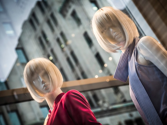Urban Mannequins