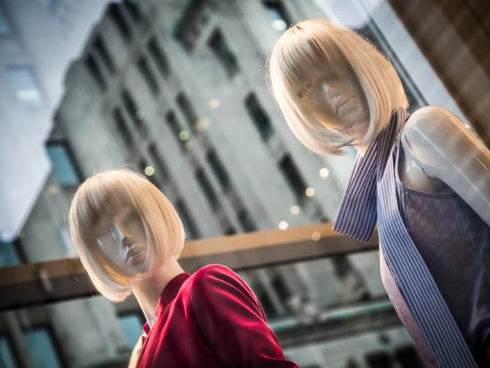 Mannequins Urbains
