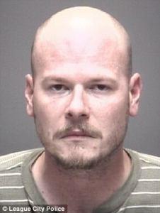 Shaun Hardy police mugshot
