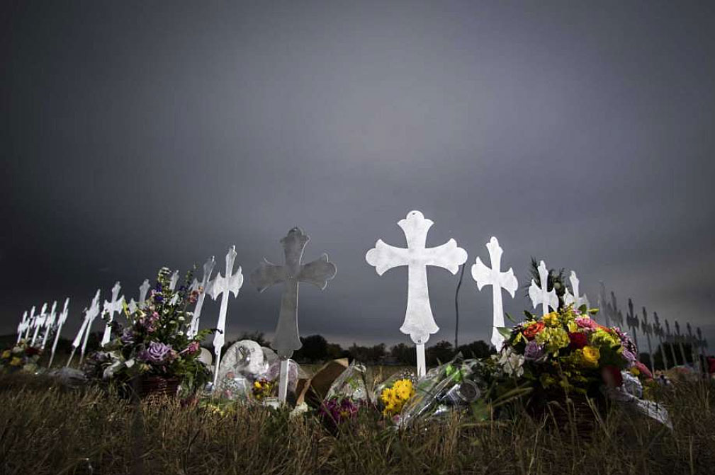 Church Shooting Again Puts Spotlight on Domestic Violence