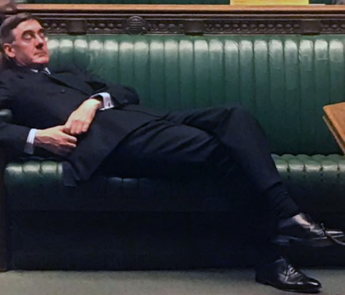 The contempt of Jacob Rees-Mogg