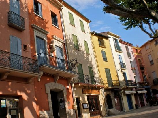 pretty Collioure, France