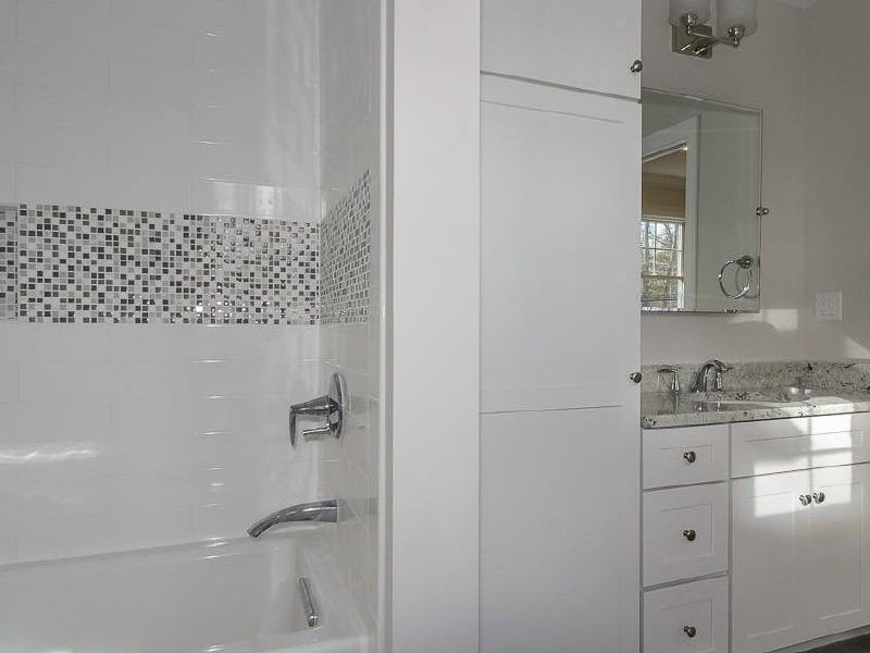 accessorize with accent tile