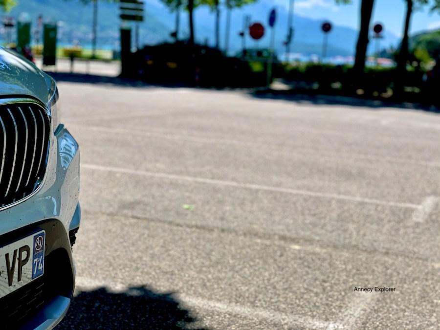 Où se garer à Annecy
