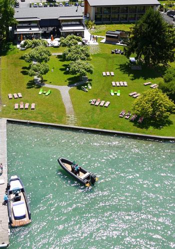 Où dormir à Annecy
